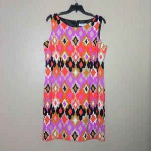 Kasper Sheath Dress Size 18